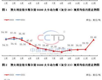 2021年3月国际煤炭市场分析