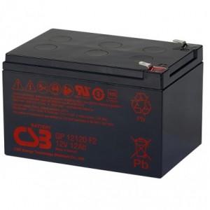 CSB蓄电池GP12120/12V12AH长寿命免维护UPS