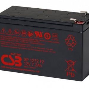 CSB蓄电池GP1272/12V7.2AH铅酸免维护长寿命