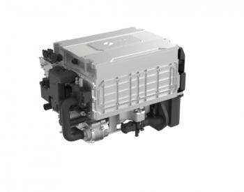 亿华通新一代自主氢燃料电池发动机G120首发