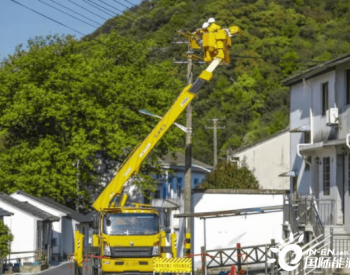 浙江省首个标准化低压不停电作业在鄞州试点成功