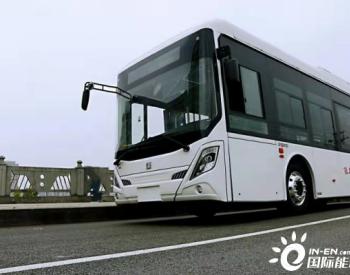 由国电投配套,浙江宁波首批20辆氢公交下半年投运