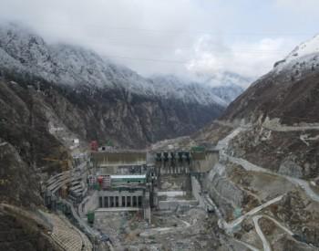 投资120多亿元!国家重点水电工程西藏DG水电站大坝全线到顶