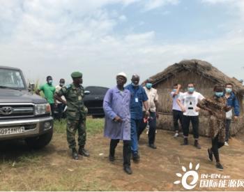 水电一局刚果(金)宗戈Ⅱ项目成功解决宗戈-金苏卡220千伏输电线路施工用地问题