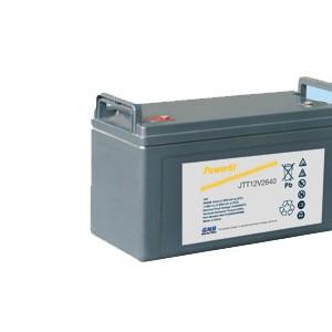 美国GNB蓄电池JTT12V系列参数性能表