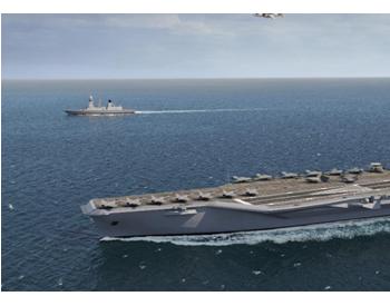 法国开始下一代核动力航母初步设计工作