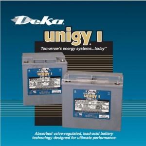 GELDEKA蓄电池-美国德克电池UnigyI系列