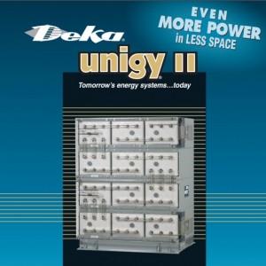 美国德克GELDEKA蓄电池UnigyII(AVR2V)系列
