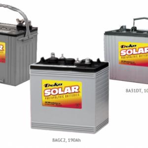 德克蓄电池GELDEKA电池8A31DT系列价格表