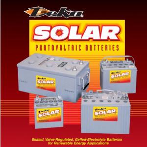 德克蓄电池Solar系列GELDEKA电池/8G胶体参数表