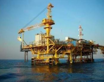 中国首个海上储气库在渤海开工
