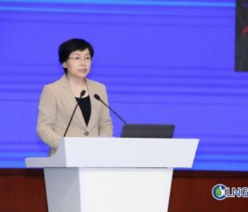"""北京燃气集团李雅兰:实现""""双碳""""目标,天然气担当关键角色"""