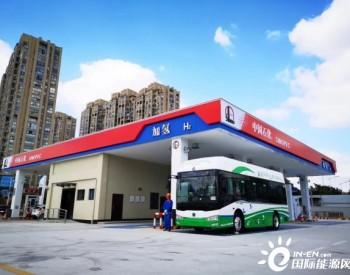 """中石化""""大象转身"""":剑指""""中国第一大氢能公司"""""""