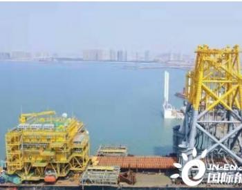 烟台到广东,总重7043吨!山东烟台全力保障风电大型设备安全出运