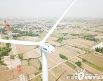 中标丨山东一建中标内蒙古巴彦淖尔400MW风电项目