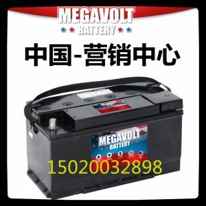 美国MEGAVOLT蓄电池船舶-全系列型号