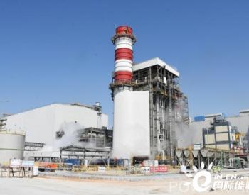 迪拜铝厂自备电站项目吹管工作顺利完成