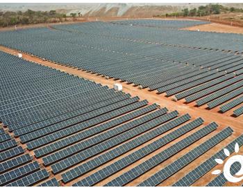 非洲马里金矿17MW/15.4MWh混合储能项目开通运营