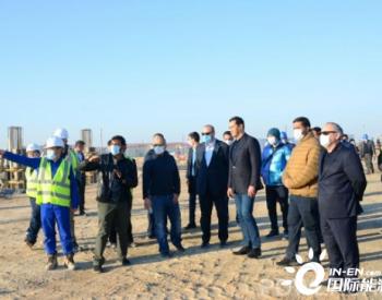 乌兹别克斯坦新能源规划首个IPP电力项目落地实施