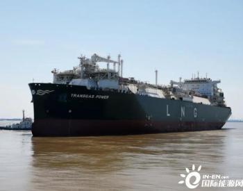 国内首款大型LNG FSRU常规试航凯旋