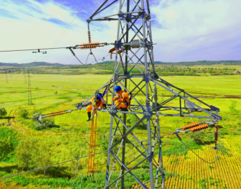 """荆门-武汉1000千伏特高压工程开工!实现""""煤从空中走,电自全国来""""的目标"""