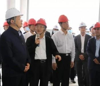 国家能源局局长章建华:研究出台全国性电化学