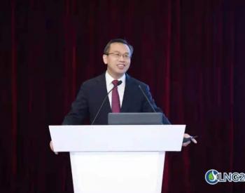 """郑洪弢:打造天然气产业数智生态 为实现""""双碳"""""""