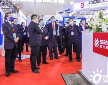聚焦赛拉弗2021CEEC北京展精彩现场,优质组件列阵