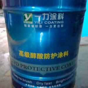 一力环氧煤沥青防腐漆具有优良附着力,耐冲击性,耐水性