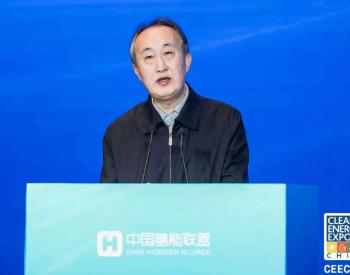 """国家能源局李冶:氢能和燃料电池将成为""""十四五""""能源技术装备的主攻方向和重点任务"""