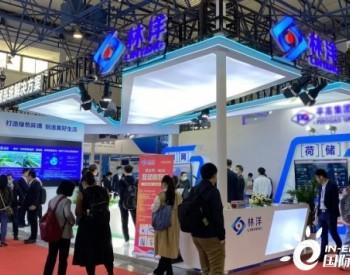展会直击 | 林洋携能源互联网解决方案亮相CEEC 2021!