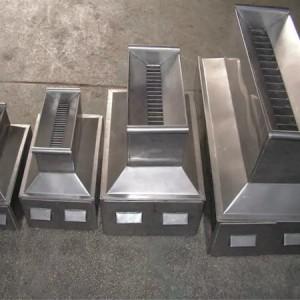 三德二分器开元缩分器不锈钢敞开式镀锌板密封式