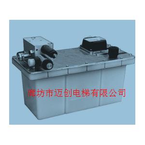 动力单元液压油浸式升降机、油浸式物流升降平台