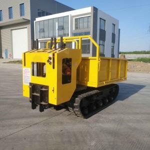 1.5吨 水田履带运输车 越野履带式运输车 山地履带运输车