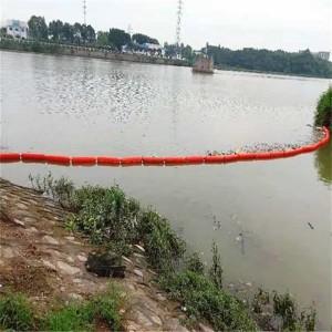 柏泰聚乙烯塑料拦污浮漂