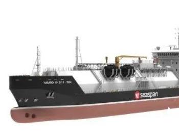 Seaspan LNG公司<em>LNG燃料加注船</em>设计获BV原则批复