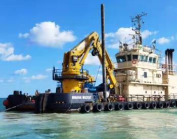 500万工时无事故!中企承建阿曼原油项目海上工程主体完工
