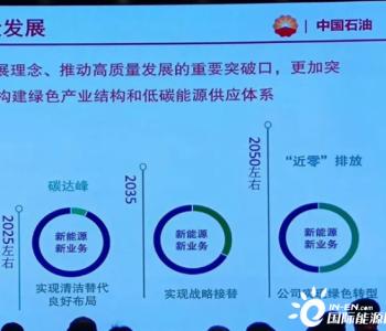 戴厚良:中国石油明确碳中和与绿色转型的三步走战