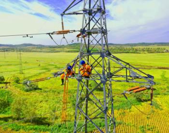世界首个新能源特高压大通道输送绿电百亿千瓦时