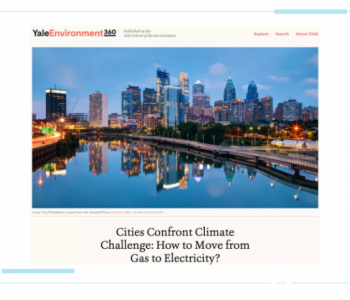 """美国版能源转型""""气改电"""":费城的案例"""