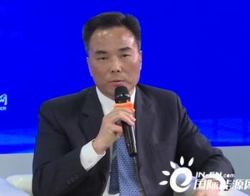 """中国石化副总经理凌逸群:达成""""碳达峰 碳中和""""目标必须大力发展清洁能源"""
