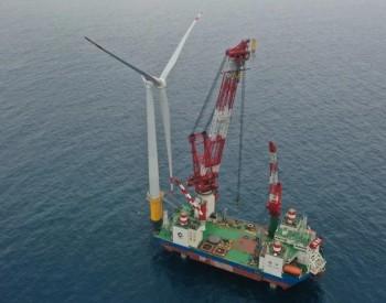 400MW!华电重工广东揭阳神泉一项目首台<em>风机吊装</em>完成