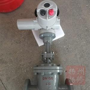 暖通预付费系统电动闸阀Z941H-16C厂家直供