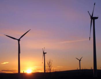 2021年一季度全国风电新增并网装机526万千瓦