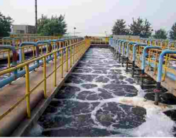 湖南省永州市蓝山县生活污水处理二期扩容工程正式
