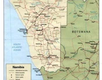 5GW!纳米比亚和博茨瓦纳光热光伏混合发电项目签