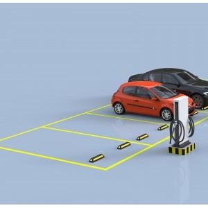 360kw智能充电桩—柔性充电堆