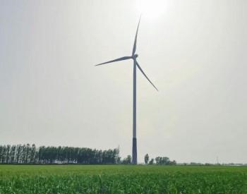 重磅!国内首台155米超高钢混塔架机组并网发电!