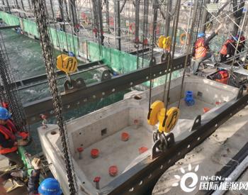 国内首次!中电建洛阳装配构件成功用于南水北调水下作业