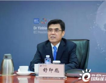 舒印彪:中国电力碳达峰碳中和可分三个阶段路